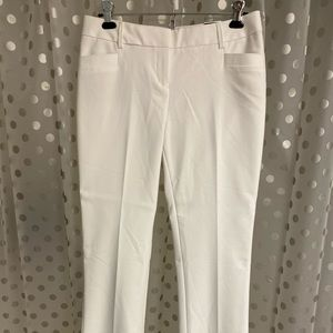 Express Columnist Barely Boot dress pants 6R